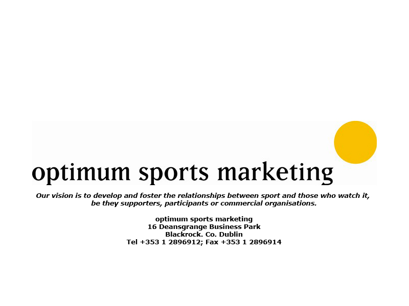 Optimum Sports Marketing